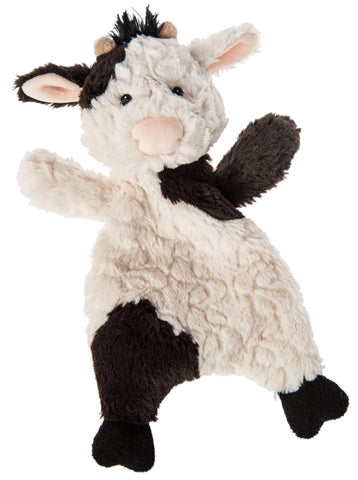 "Putty Nursery Cow Lovey Plush Security Toy - 11"" - Mary Meyer Baby"