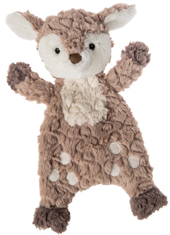 "Putty Nursery Fawn Deer Lovey Plush Security Toy - 11"" - Mary Meyer Baby"