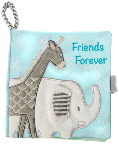 "Afrique Friends Forever Soft Book - 6"" - Mary Meyer Baby"