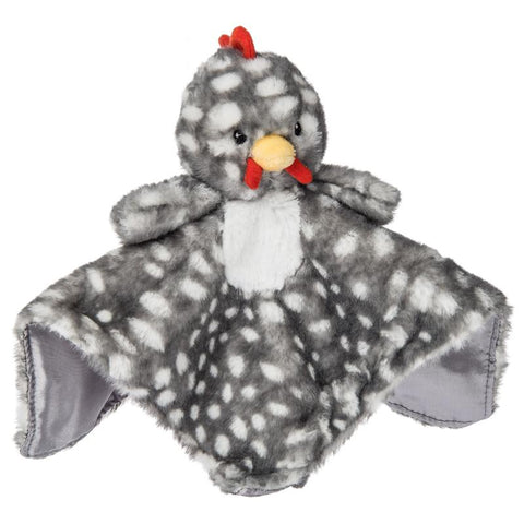 "Rocky Chicken Character Blanket - 12"" - Mary Meyer Baby"