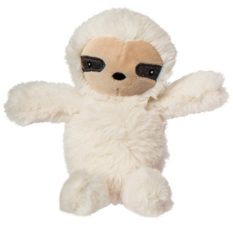 "Smidge the Cream Sloth Stuffed Animal - 6.5"" - Mary Meyer"