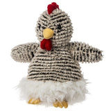 "FabFuzz Lil' Chicken Stuffed Animal - 7"" - Mary Meyer"