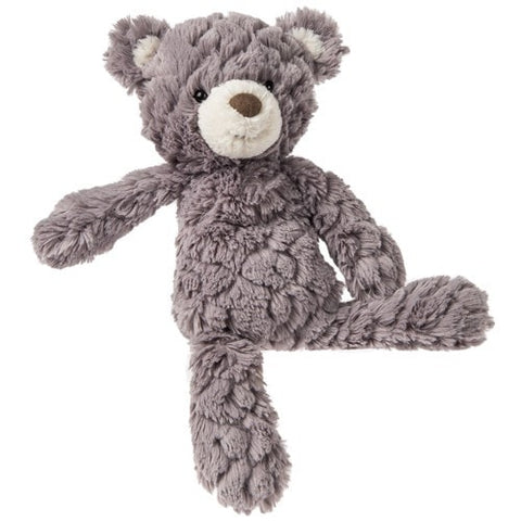 "Grey Putty Bear Teddy Small - 11"" - Mary Meyer"