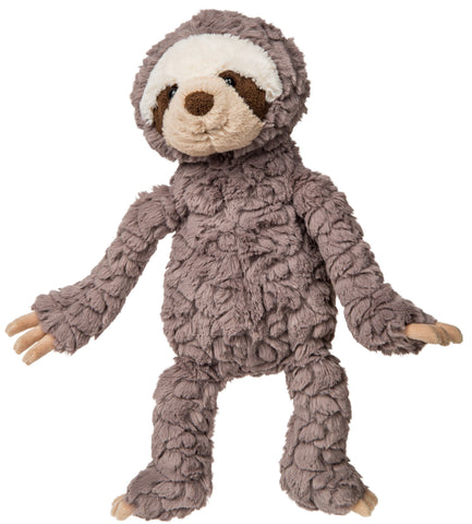 "Grey Putty Sloth Stuffed Animal - 14"" - Mary Meyer"