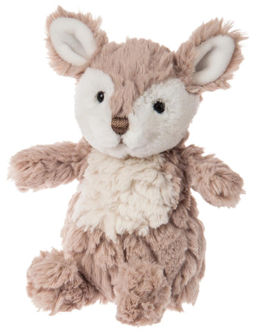 "Puttling Fawn Deer Stuffed Animal - 8"" - Mary Meyer"