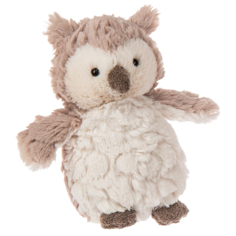 "Puttling Owl Stuffed Animal - 6.5"" - Mary Meyer"