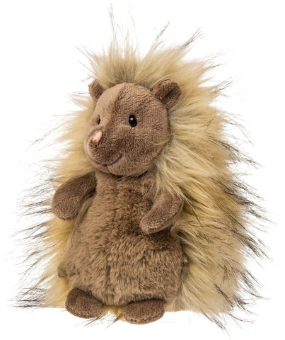 "FabFuzz Bristles Hedgehog Stuffed Animal - 6"" - Mary Meyer"