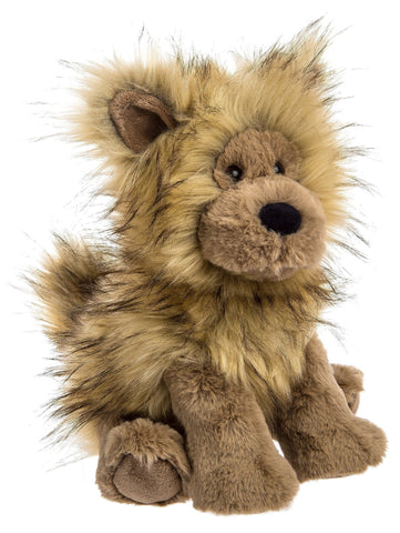 "FabFuzz Shags Pup Puppy Dog Stuffed Animal - 10"" - Mary Meyer"