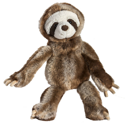 "FabFuzz SlowMo Three-Toed Sloth Stuffed Animal - 13"" - Mary Meyer"