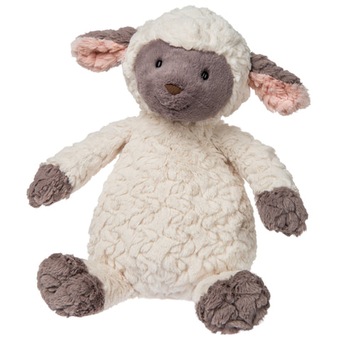 "Cream Putty Lamb - 17"" - Mary Meyer"