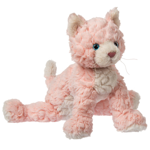 "Putty Pink Kitty Cat Stuffed Animal - 10"" - Mary Meyer"