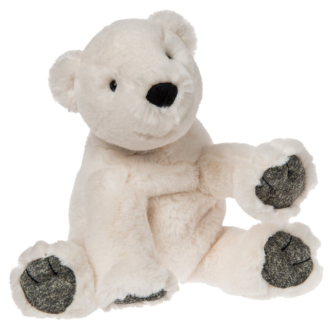 "Chillin' Polar Bear Stuffed Animal Medium - 10"" - Mary Meyer"