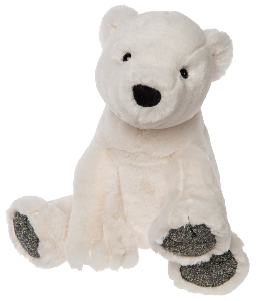 Chillin Polar Bear Stuffed Animal Large 12 Mary Meyer Plush