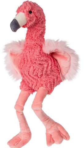 "FabFuzz Farrah Flamingo Stuffed Animal - 16"" - Mary Meyer"