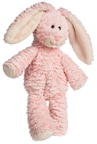 "Marshmallow Zoo Big Cotton Candy Pink Bunny Rabbit - 20"" - Mary Meyer"