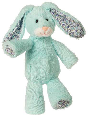 "FabFuzz Bluebell the Mint Green Bunny Rabbit - 15"" - Mary Meyer"