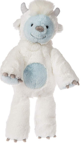 "FabFuzz Yeti Abominable Snowman Stuffed Animal - 14"" - Mary Meyer"