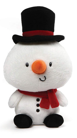 "Chilly the Snowman Plush Stuffed Snowman - 12"" - Gund"