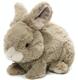 "Whispers Gray Rabbit Stuffed Animal - 12"" - Gund"