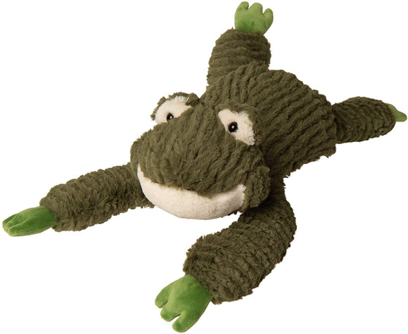 Cozy Toes Frog Stuffed Animal - 18