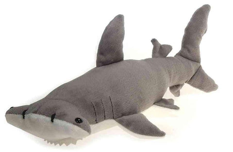 "Hammerhead Shark Stuffed Animal - 16"" - Fiesta"