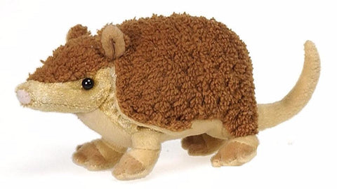 "Lil' Buddies Armadillo Stuffed Animal Beanbag - 6"" - Fiesta"