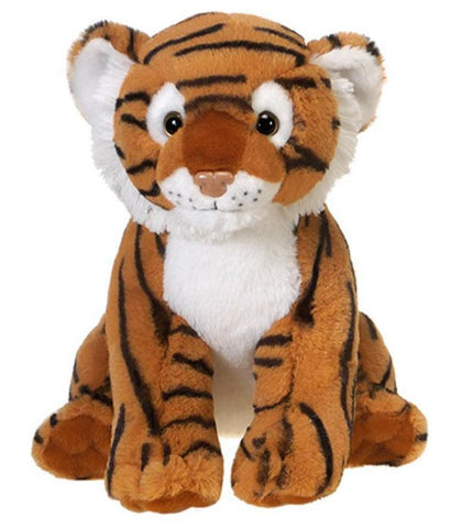"Lazybeans Bean Bag Tiger Stuffed Animal - 10"" - Fiesta"