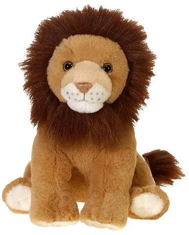 "Lazybeans Bean Bag Lion Stuffed Animal - 11"" - Fiesta"