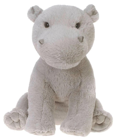 "Lazybeans Bean Bag Hippo Stuffed Animal - 11"" - Fiesta"