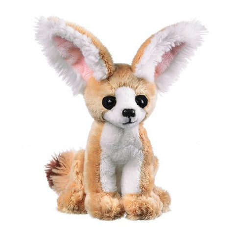 "Plush Fennec Fox - 8"" - Wildlife Artists"