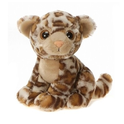 "Big Eyes Joppa the Sitting Jaguar - 9"" - Fiesta"