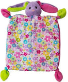 "Bella Bunny Rabbit Lovey Blanket - 10"" - Mary Meyer - Plush Friends"