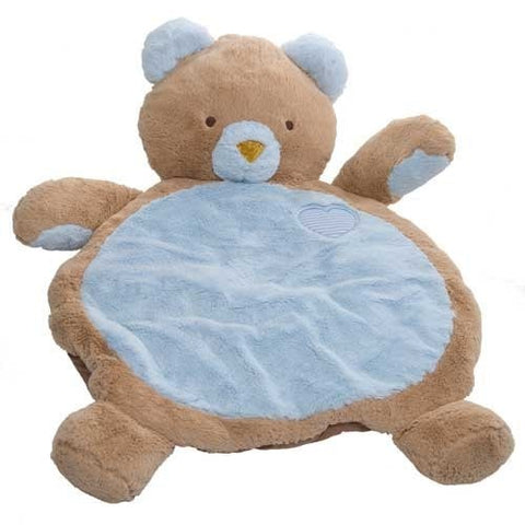 Blue Bear Bestever Baby Mat - 31' - Mary Meyer Baby - Plush Friends