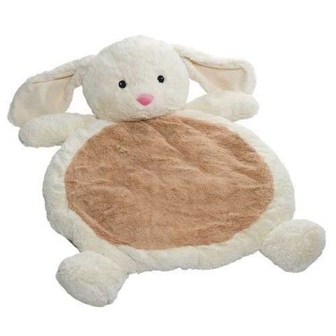 Bunny Bestever Baby Mat - 31' - Mary Meyer Baby - Plush Friends
