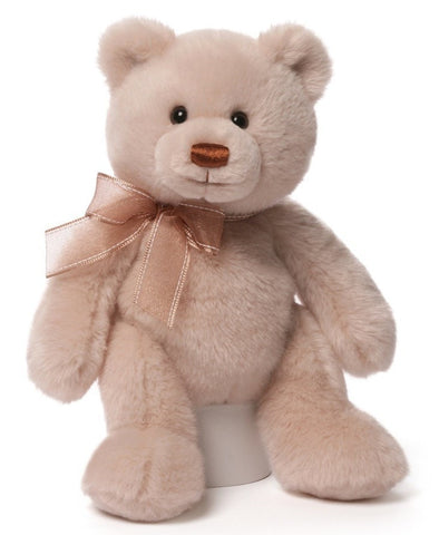 "Ceylon Teddy Bear - 11"" - Gund - Plush Friends"