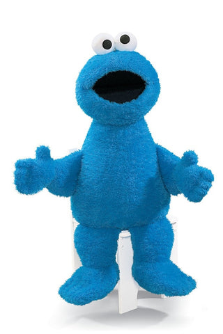 "Cookie Monster Jumbo Sesame Street Plush - 37"" - Gund - Plush Friends"