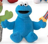 "Cookie Monster Sesame Street Beanbag - 6.5"" - Gund - Plush Friends"