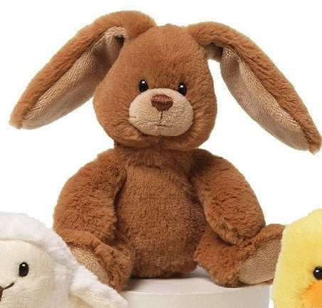"Dilly Dallies Easter Animals - 6"" - Gund - Plush Friends"