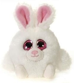 "Lubby Cubbies Easter Bunny Rabbit White - 5.5"" - Fiesta"
