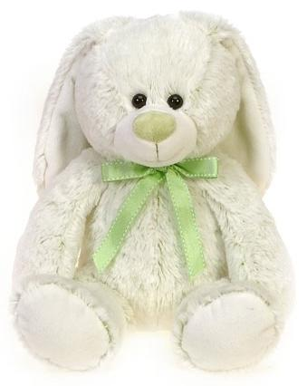 "Cuddle Frosty Mint Green Easter Bunny Stuffed Animal - 13"" - Fiesta"