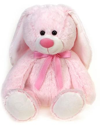 "Cuddle Frosty Pink Easter Bunny Stuffed Animal - 13"" - Fiesta"