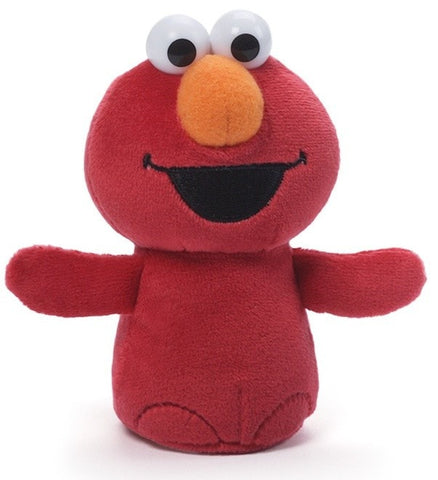 "Elmo Little Pals Chatter Sound Toy - 4"" - Gund - Plush Friends"