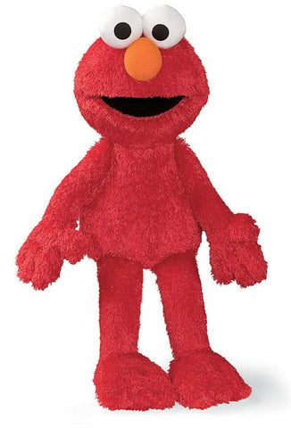 "Sesame Street Large Plush Elmo Doll - 20"" - Gund - Plush Friends"