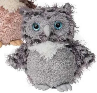"FabFuzz Lil' Owl Stuffed Animal - 6"" - Mary Meyer - Plush Friends"