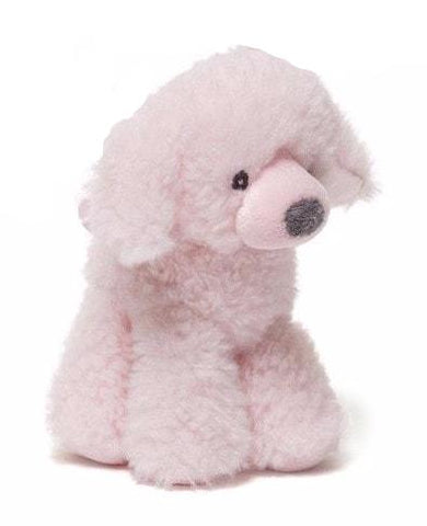 "Fluffey the Baby Gund Dog Rattle - 5"" - Baby Gund - Plush Friends"