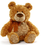 "Flynn Teddy Bear Large - 18"" - Gund - Plush Friends"