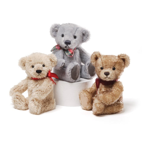 "Gunder Bear Teddy Bears - 7.5"" - Gund - Plush Friends"