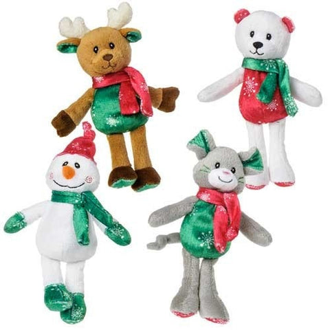 "Holiday Tidbits Animals - 6"" - Mary Meyer - Plush Friends"