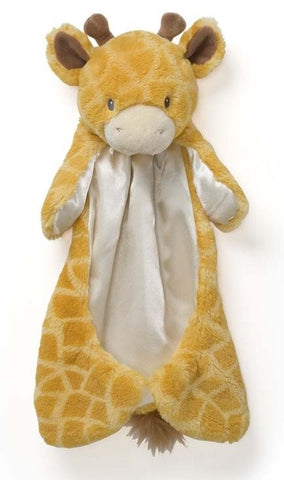 "Gund Huggybuddy Tucker Giraffe Baby Blanket - 17"" Baby Gund - Plush Friends"
