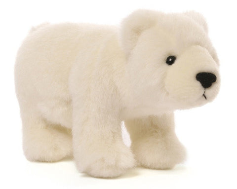 "Jasper the Standing Polar Bear - 5"" - Gund - Plush Friends"